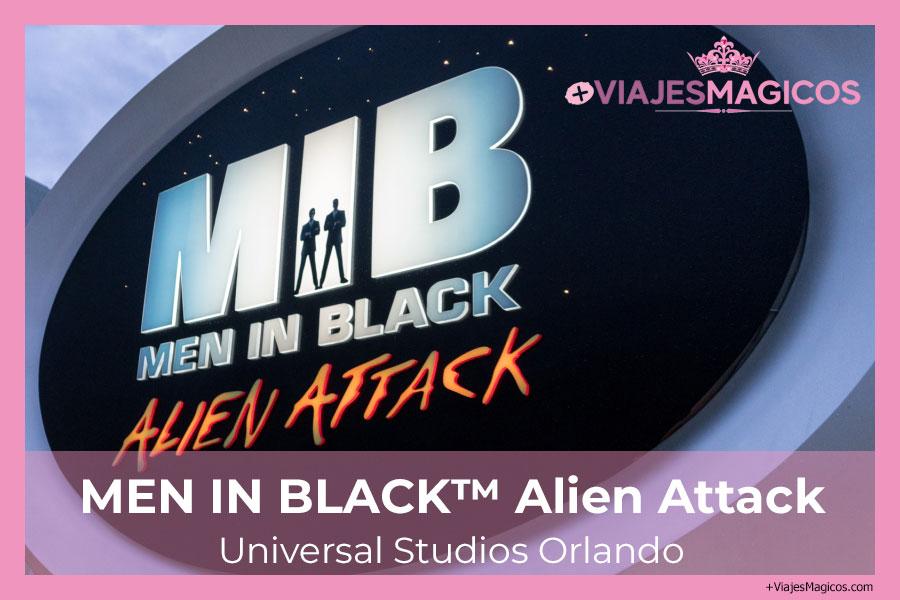 MEN IN BLACK™ Alien Attack