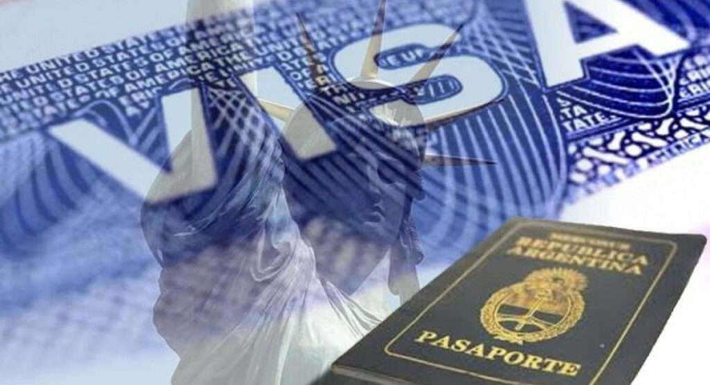 visas a estados unidos
