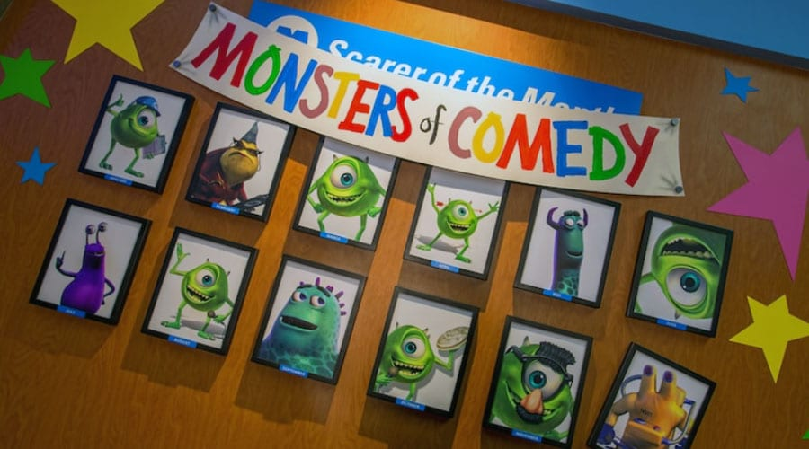 Monsters, Inc. Laugh Floor  en magic kingdom