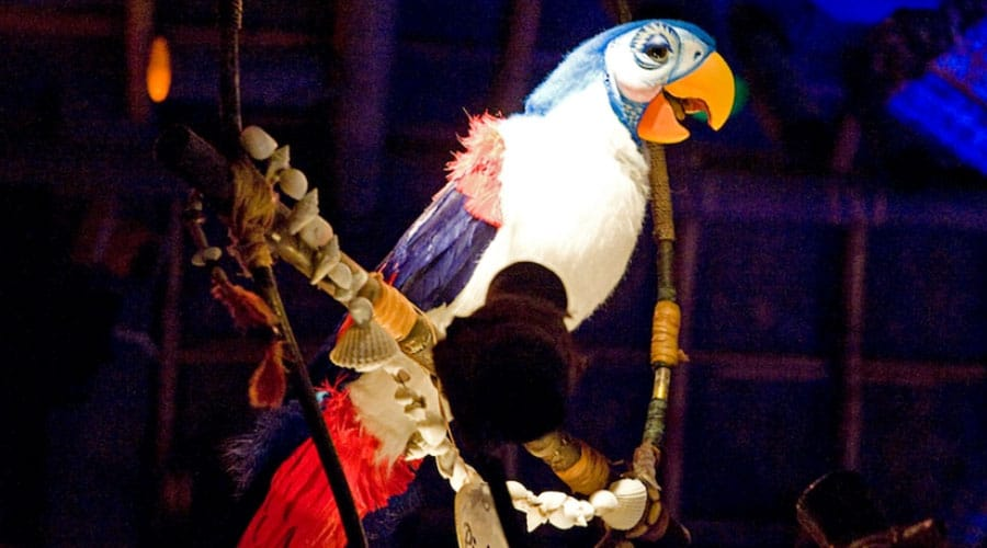 Walt Disney's Enchanted Tiki Room MAGIC KINGDOM